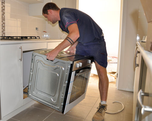 Installing Furnishing Products Installing Appliances