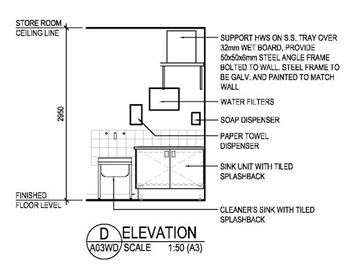 Finished Floor Elevation Definition : Work documents working drawings building plans